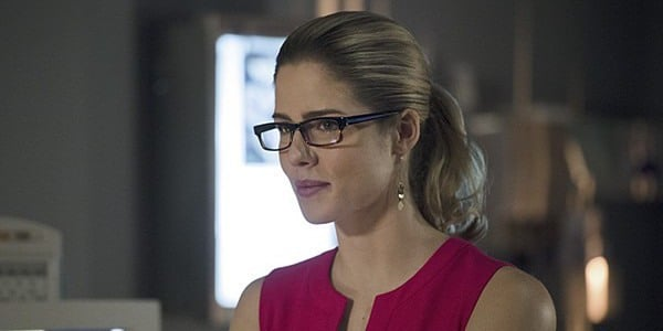 Can Felicity Return to Arrow? Emily Bett Reveals....