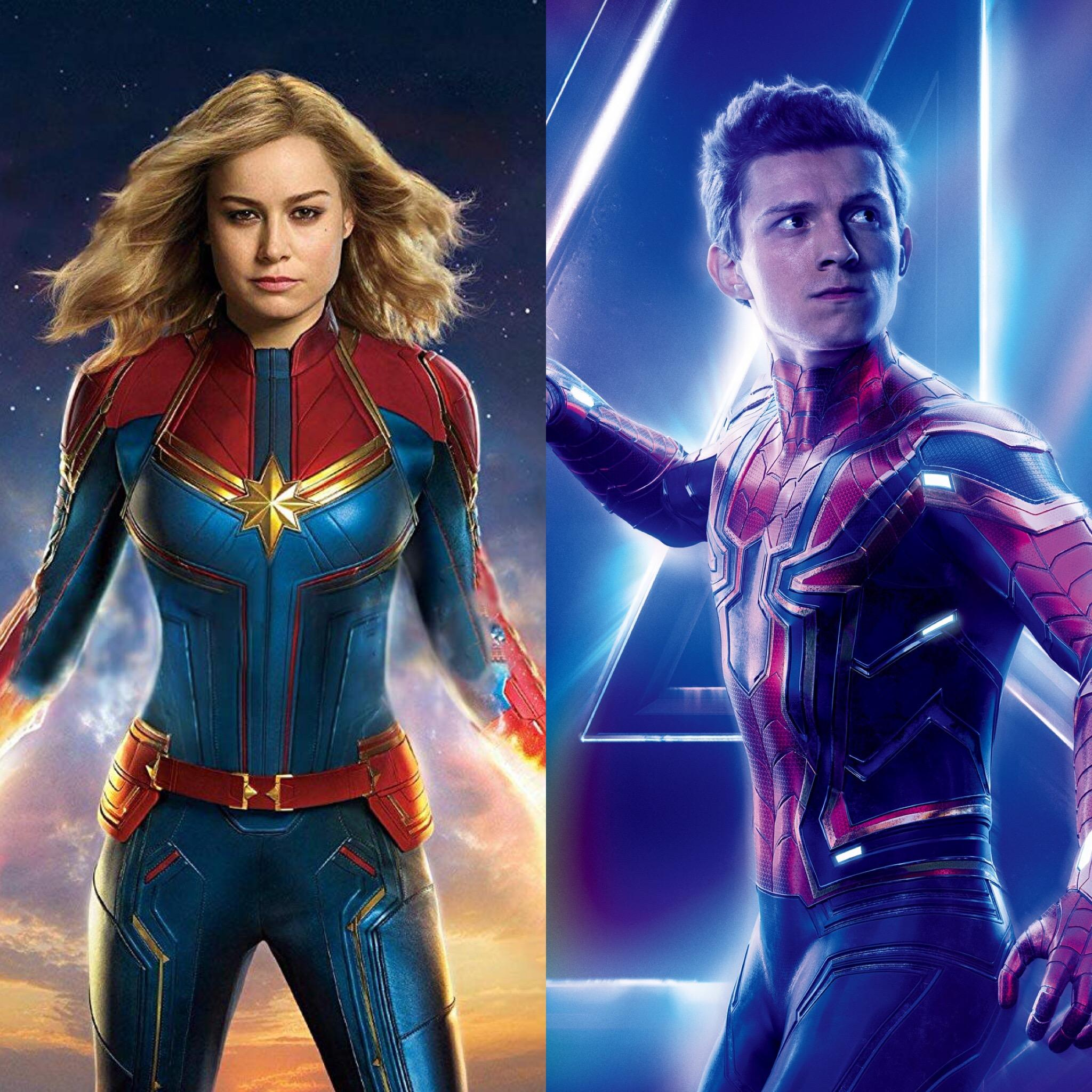Did Captain Marvel Just Get Her MCU Name From… Peter Parker