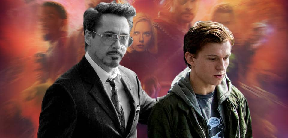 Epic Endgame Reunion With Tom Holland Shared By Robert Downey Jr