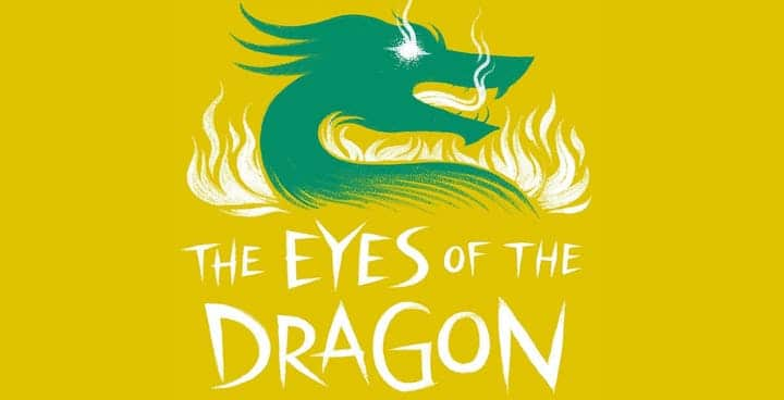 Stephen King's The Eyes of the Dragon at work in Hulu