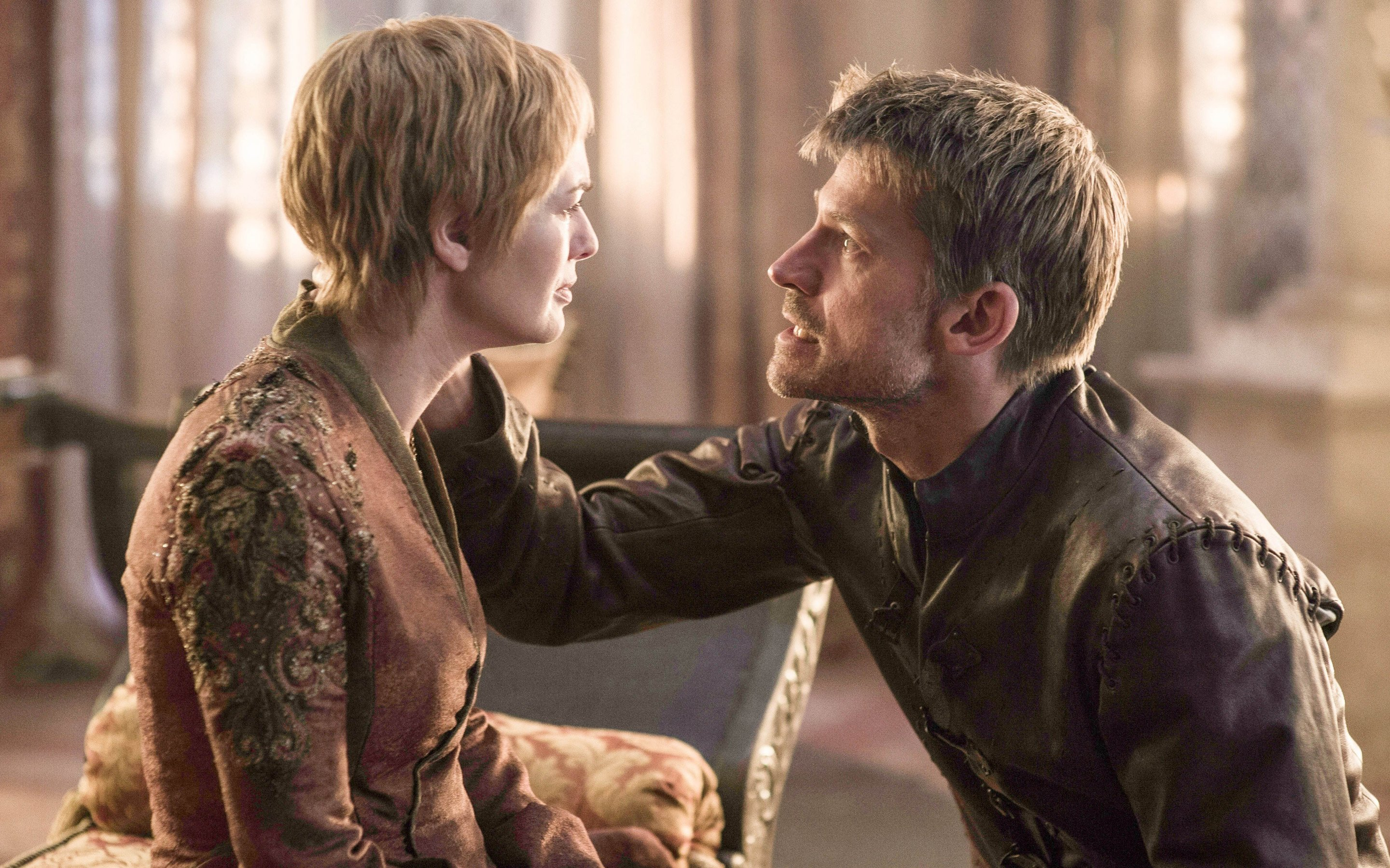 Game of Thrones For the Lannisters Nothing Else Matters Jaime Lannister Cersei lannister