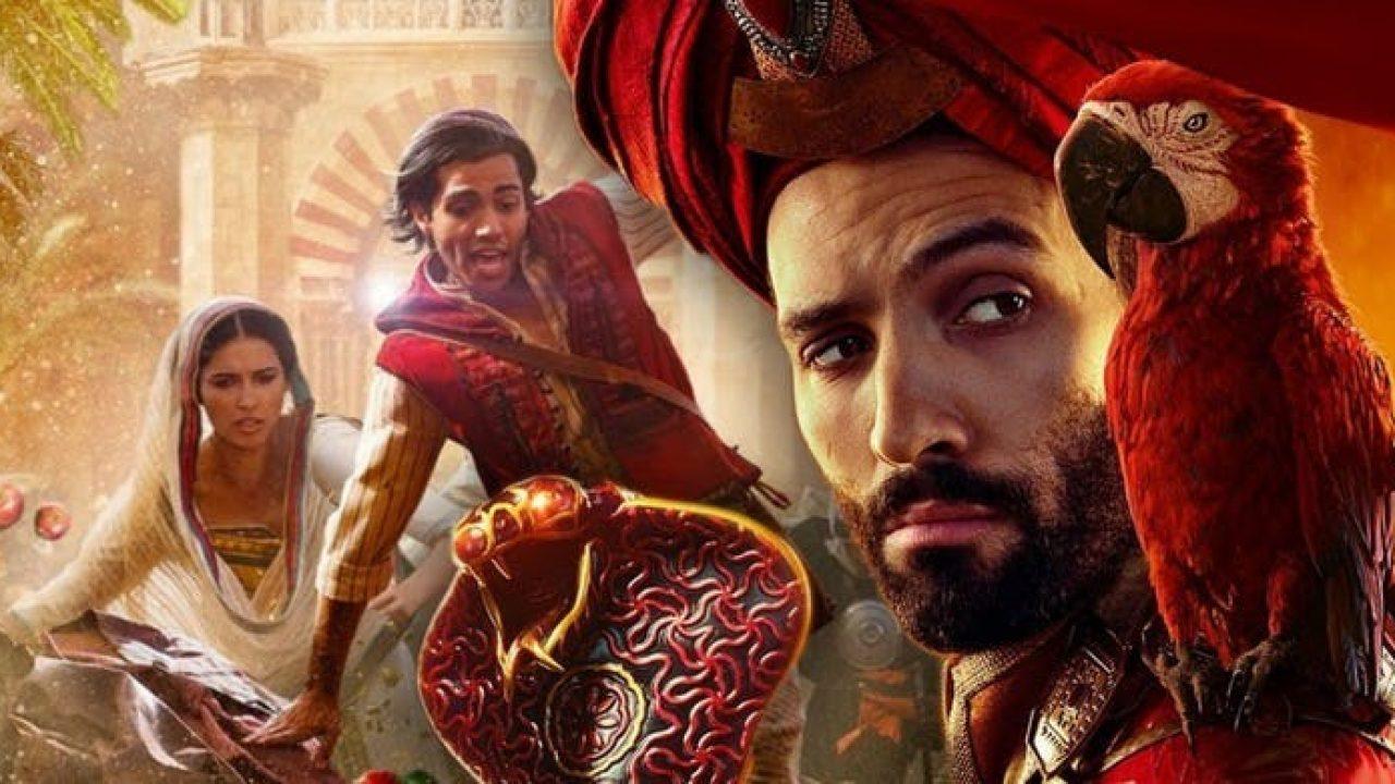 Who Is The Biggest Problem In Aladdin Genie Or Jafar