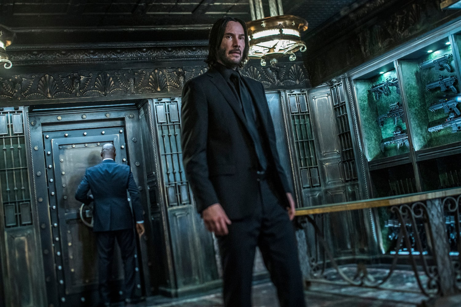 John Wick: Chapter 3 Grosses $5.9 Million On Its First Night Box Office