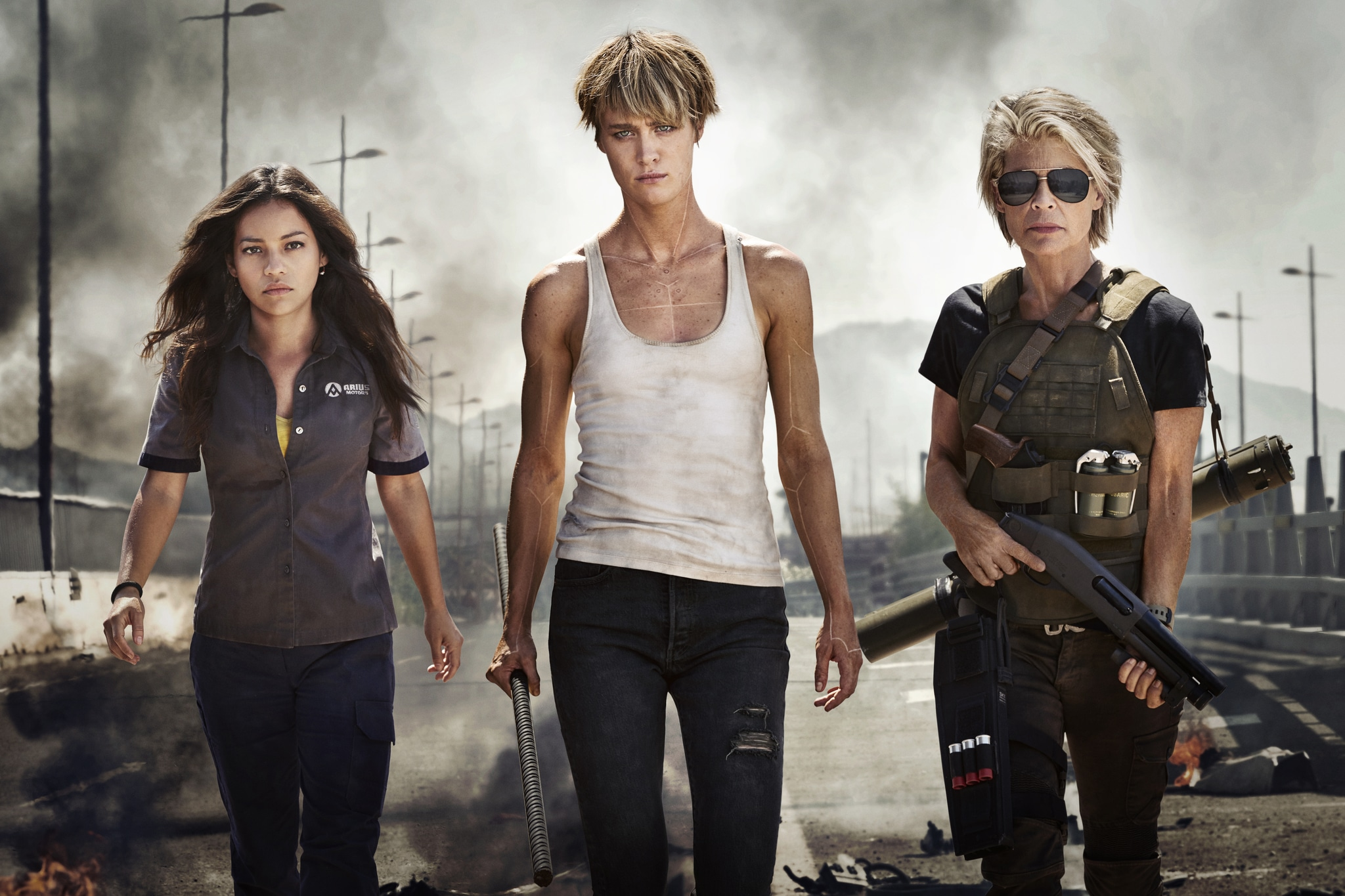 Terminator: Dark Fate Official poster is released