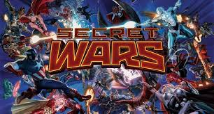 Marvel Secret Wars Beyonder