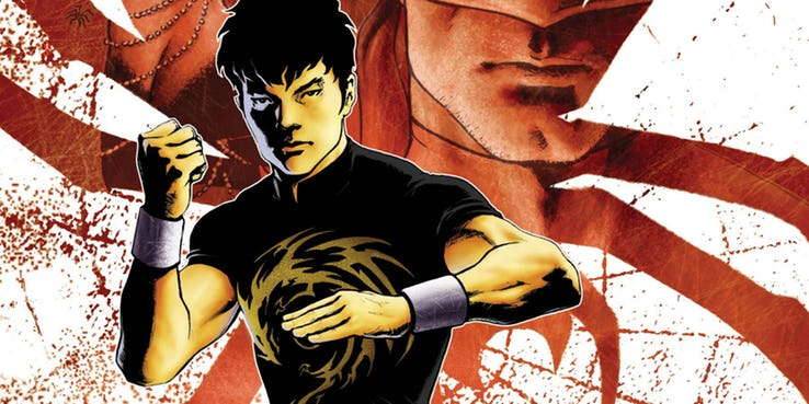 Alex Landi from Gray's Anatomy wants to play Shang-Chi in MCU