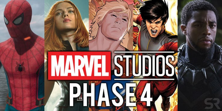 Marvel Studios have their future planned for next five years.