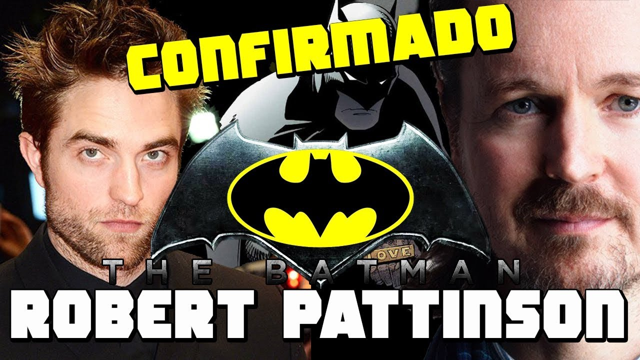Matt Reeves- Robert Pattinson Confirmed for Batman Movie Trilogy at Warner Bros