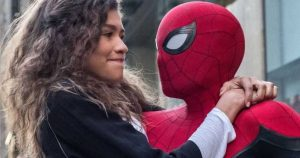 New SpiderMan Far From Home Character Posters Debut MJ Nick Fury Mysterio Peter Parker