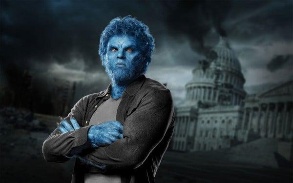 Nicholas-Hoult-As-Beast-In-X-Men-Avengers-crossover