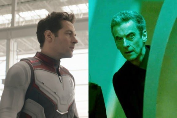 Avengers: Endgame Has A Strange Doctor Who Connection