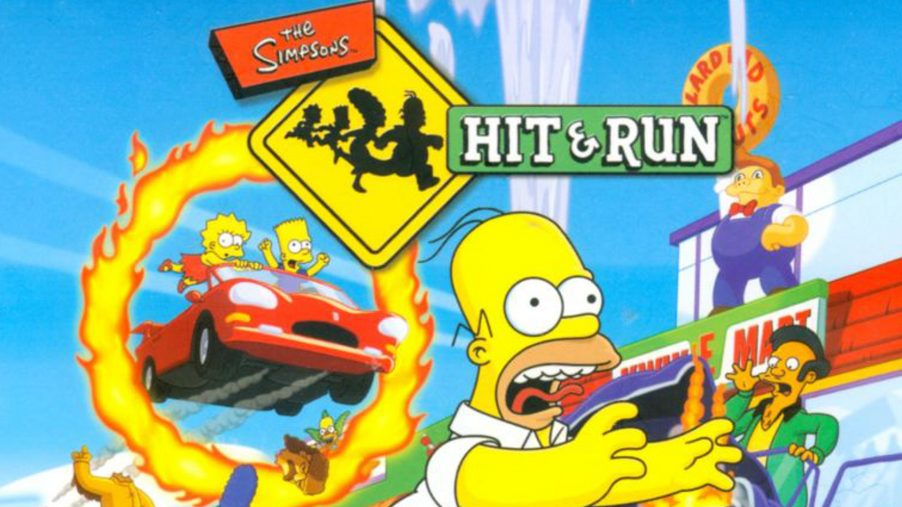 New Simpsons Game Rumored For E3, Could It Be Hit And Run Remake?