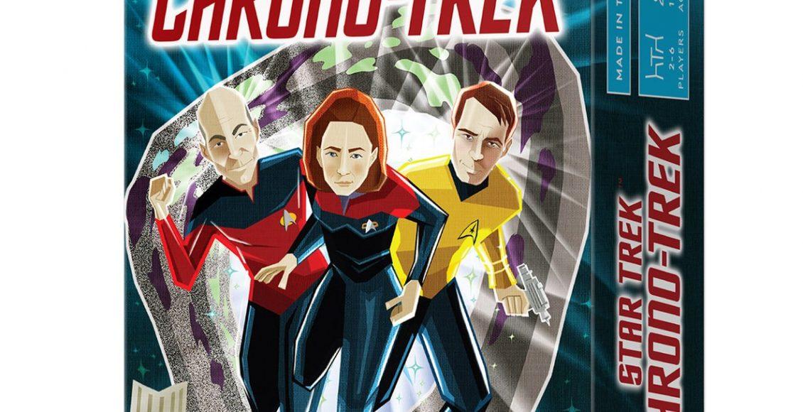 Star Trek announced its new game 'Star Trek Chrono-Trek'.