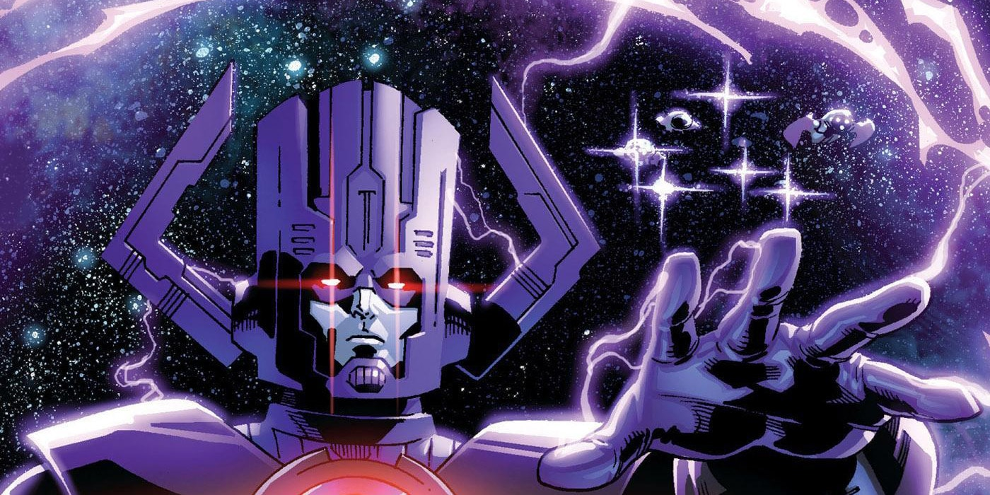 This Avenger Just Became The New Herald of Galactus Doctor Strange
