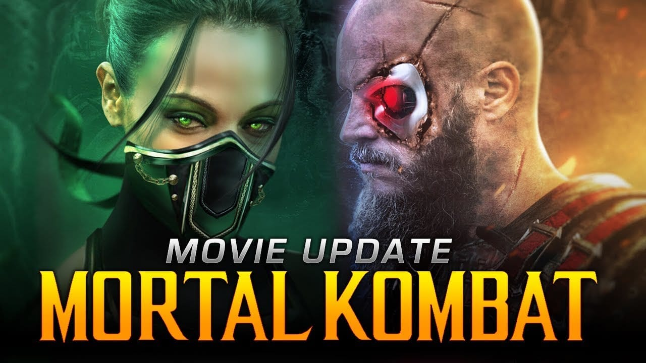 Warner Bros Announces Release Date For New 'Mortal Kombat' Movie