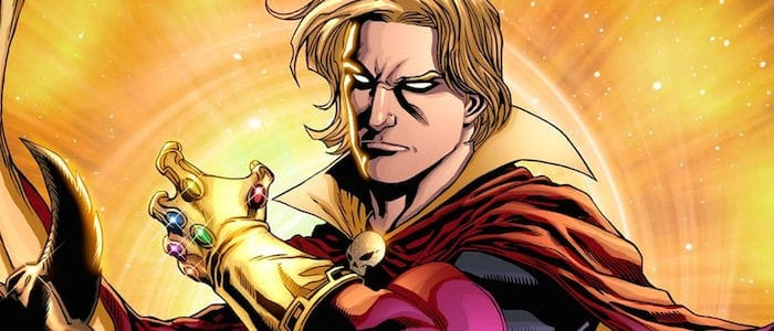 What True Blood Star Alexander Skarsgard Could Look Like as Adam Warlock