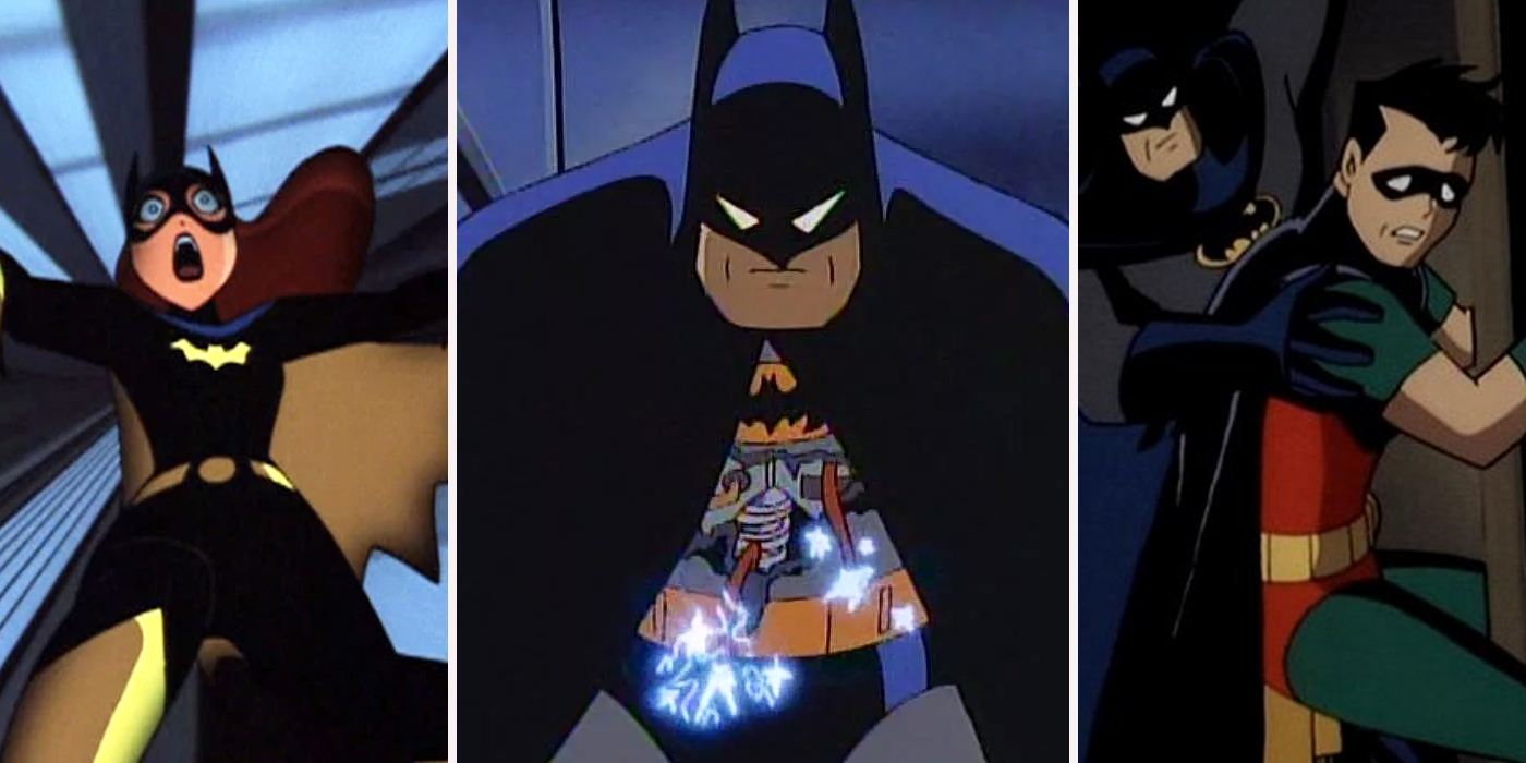 The Shock Ending of Batman: Animated Series