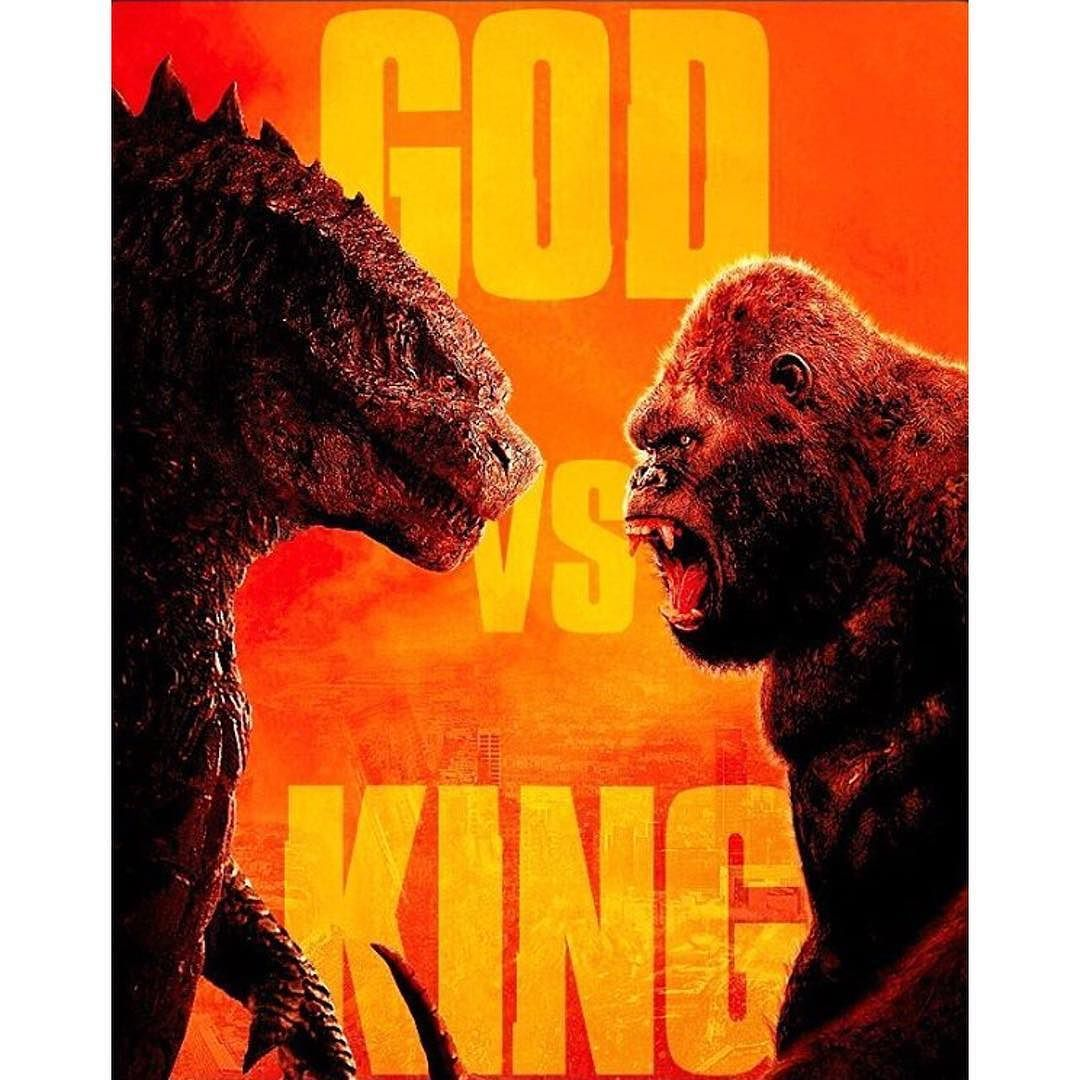 The King Vs A God: Who Will Prevail? Director of 'Godzilla Vs Kong' Dishes On It
