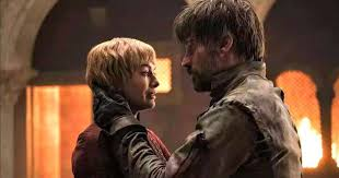 Unanticipated end of the major villain, Cersei Lannister, The Game Of Throne.