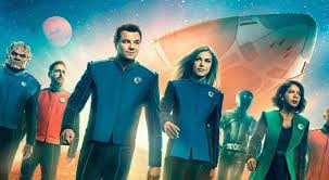 Season 3 of the Orville renewed at the Fox