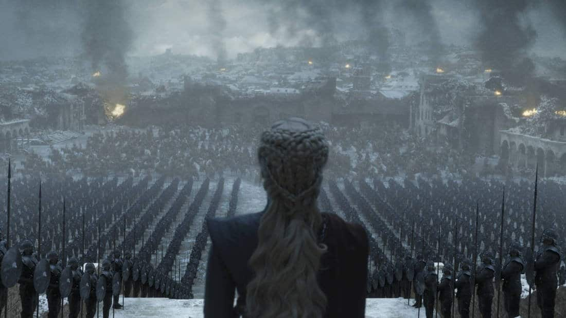 Game of Thrones Series Finale First Look Photos Revealed by HBO