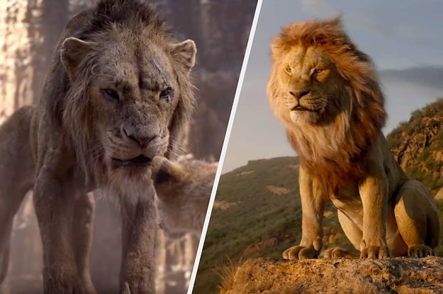Disney released the new Lion King's posters.
