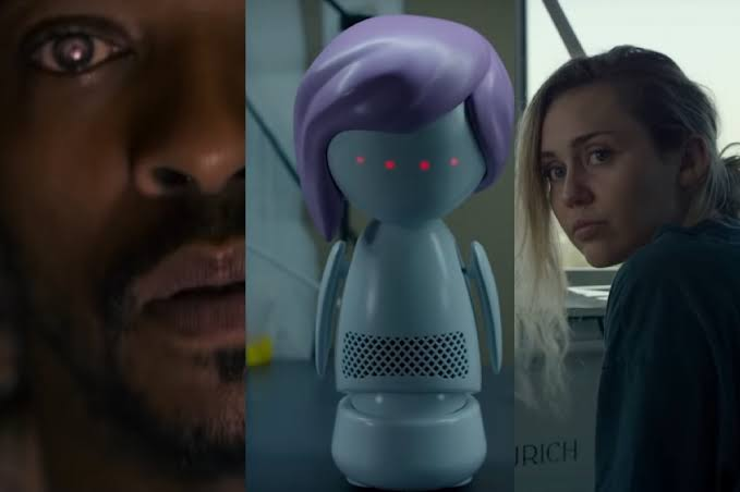 Miley Cyrus, Anthony Mackie And A Creepy Alexa-Like Doll Are Stars Of Black Mirror Season 5