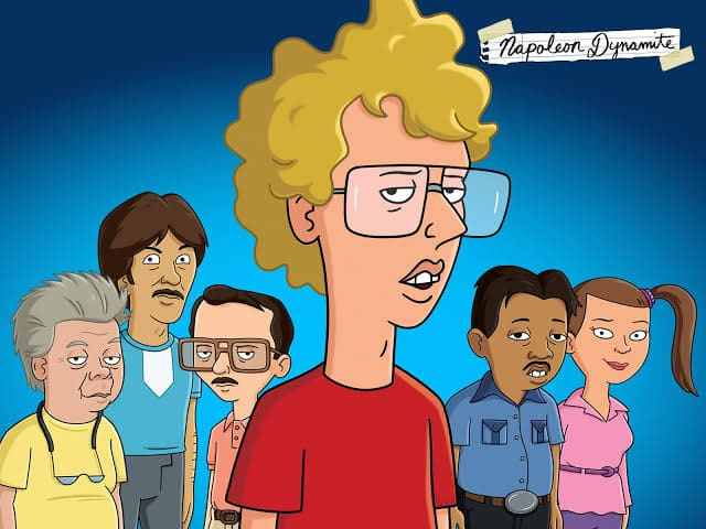 Napoleon Dynamite Comic Book Sequel on the Way