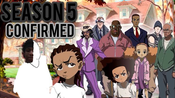 The Boondocks Confirmed to be returning with Season 5