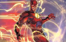 Barry Allen meets the future Flash, revealed by the DC.