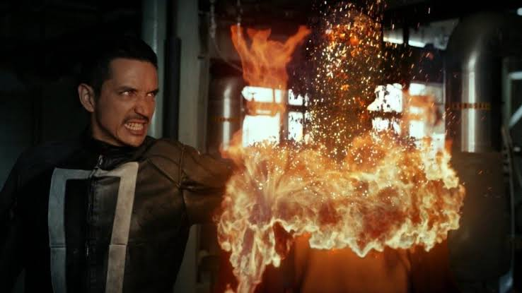 Gabriel Luna Teases Return for Ghost Rider TV Series