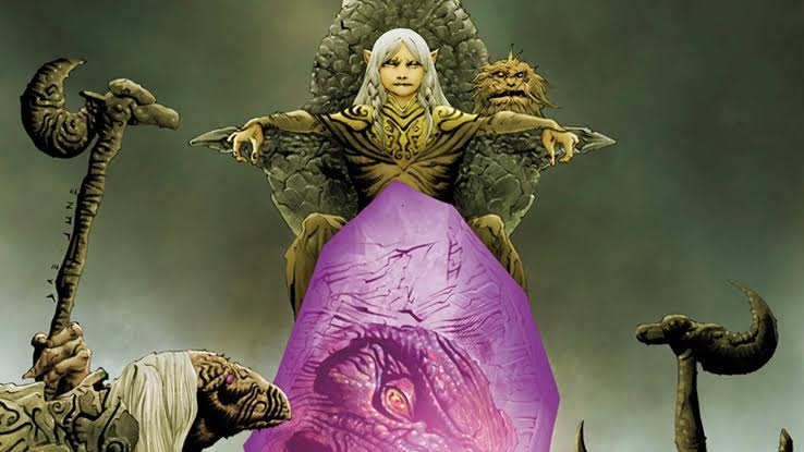 "Netflix Releases New Poster For ""The Dark Crystal: Age of Resistance""."