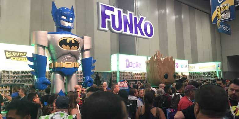 Funko is talking to eBay about creating an online marketplace for 'Fortnite' and other collectibles