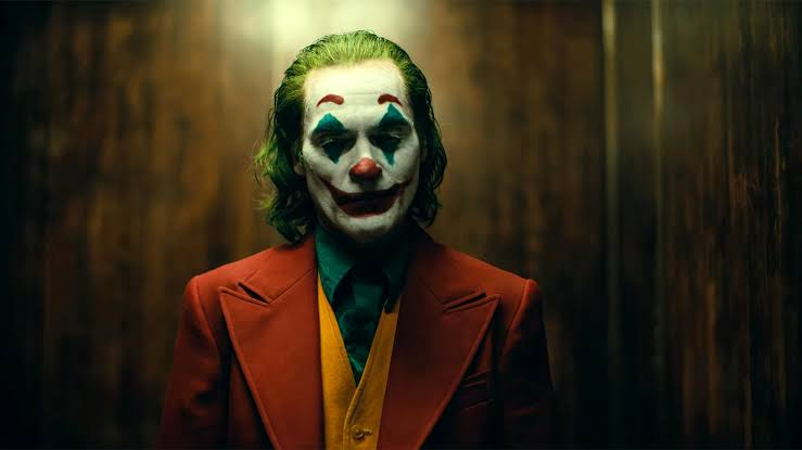 Joaquin Phoenix Joker New Look
