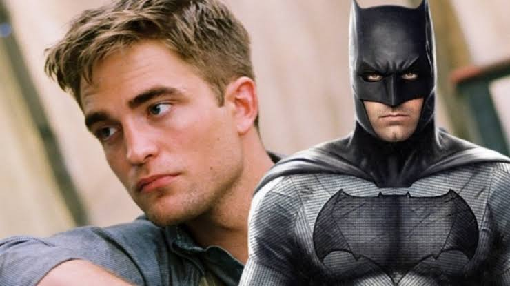 Robert Pattinson Confirmed as The Batman