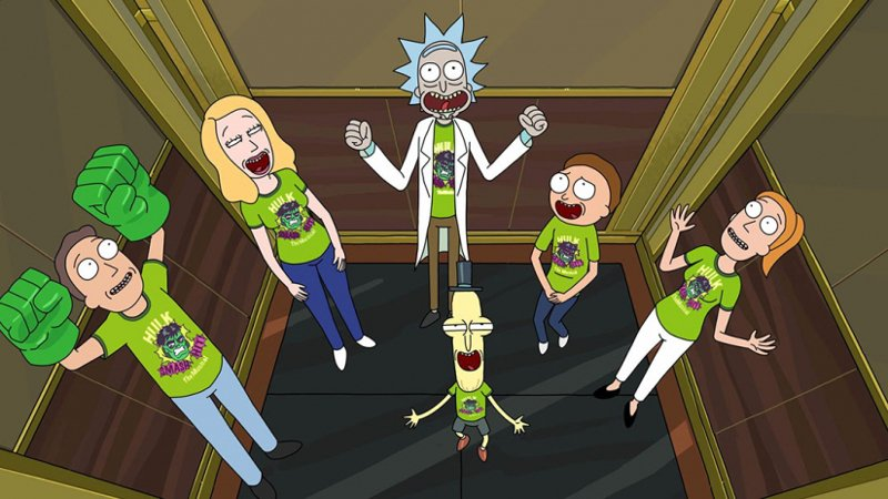 Rick and Morty Season 4 to Premiere In November