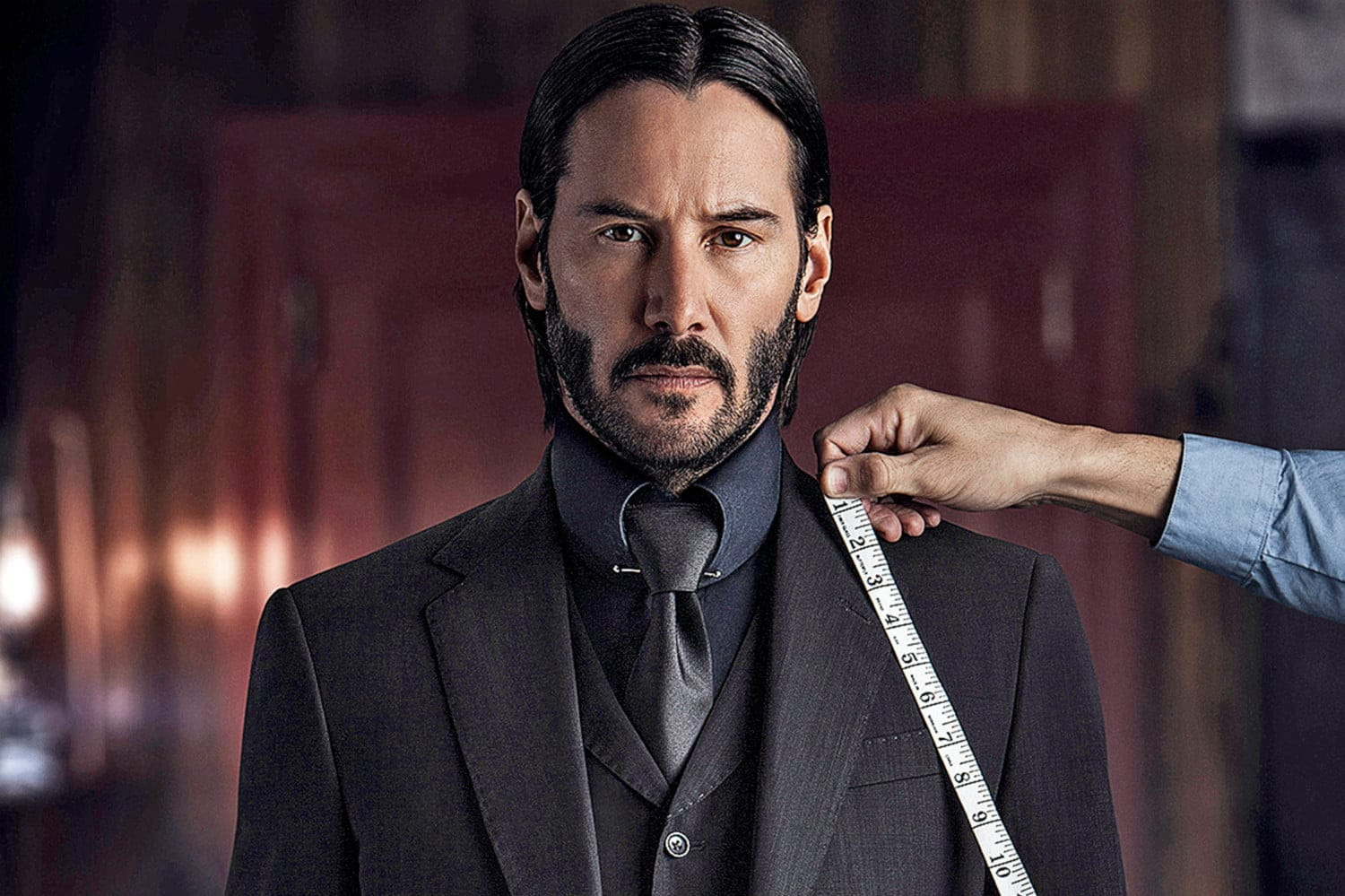 Director of John Wick reveals that Chapter 4 is in production.