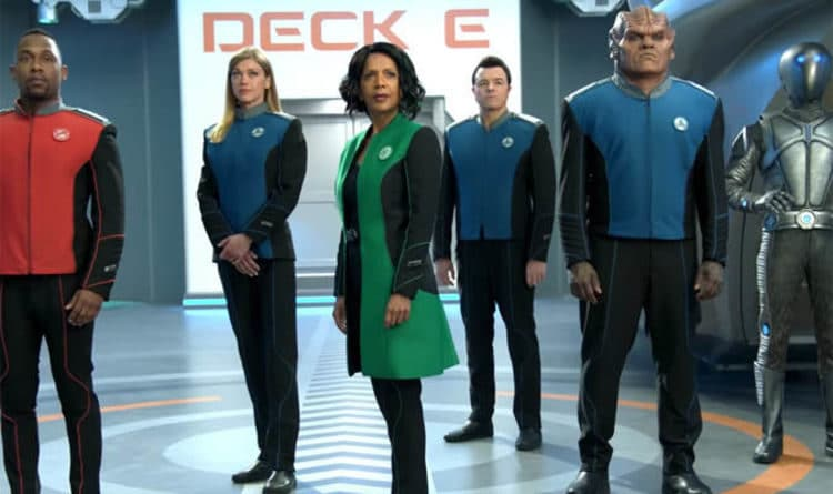 No Orville Season 3 until 2020