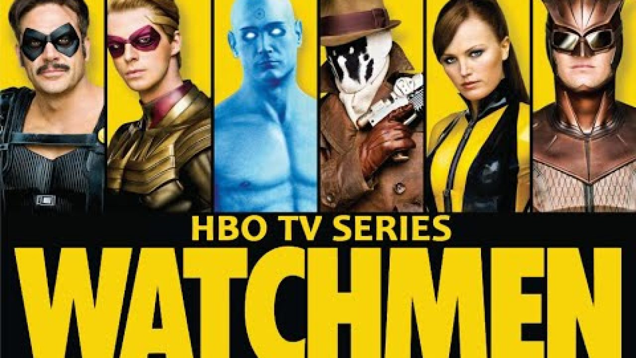 Image result for the watchmen tv series