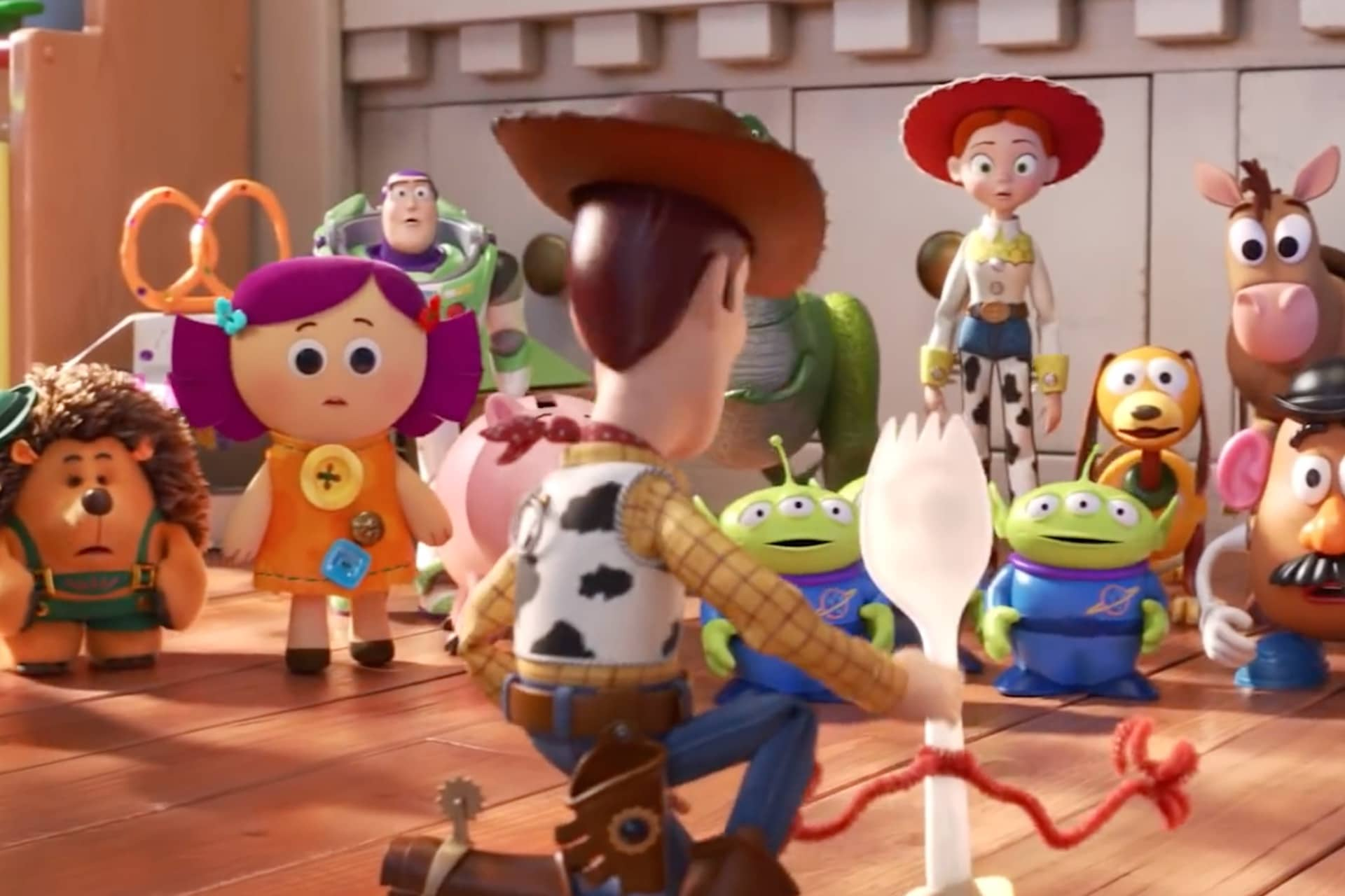 Toy Story 4 announces its ticket to go on sale for pre-booking.