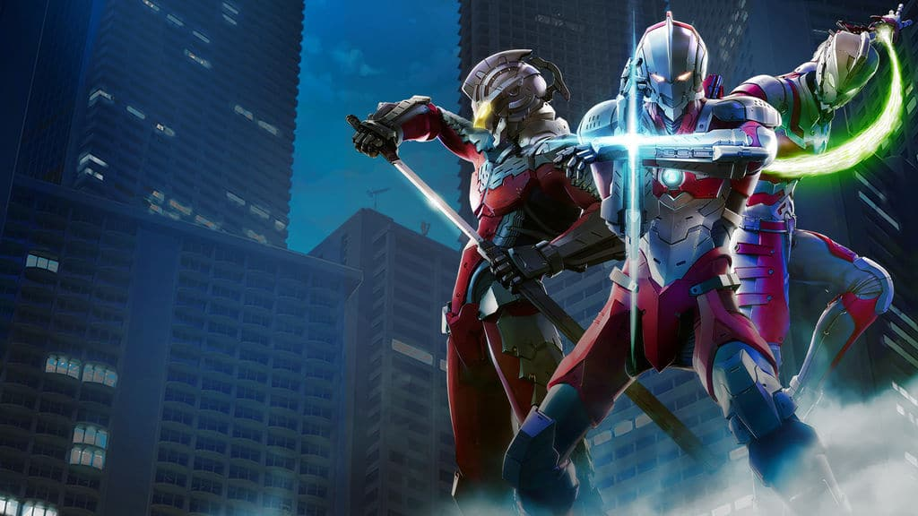 Ultraman Season 2 Announced by Netflix