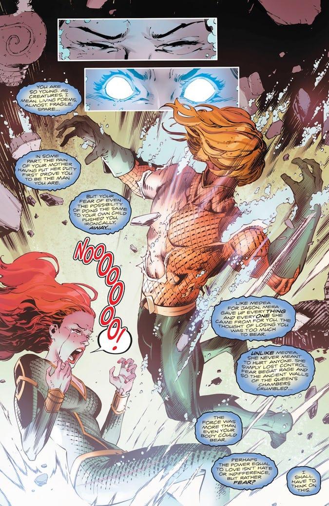 梅拉的魔法殺死了亞瑟