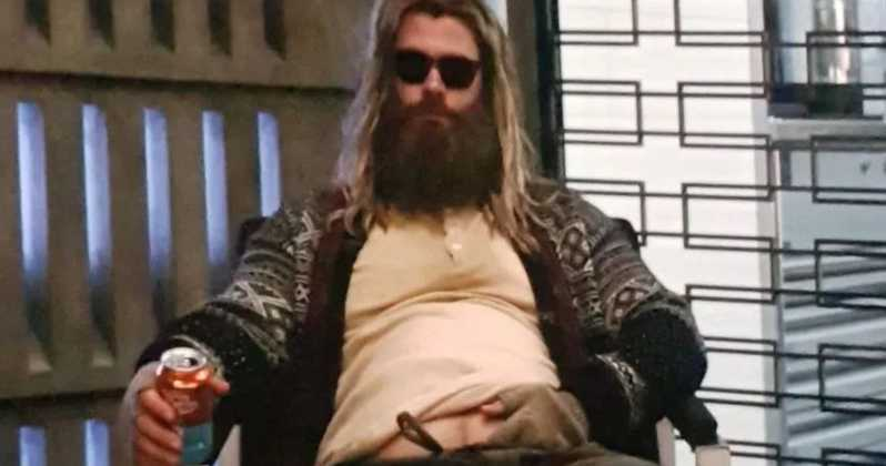 Avengers- Endgame's Fat Thor Gets an Official Name From Marvel
