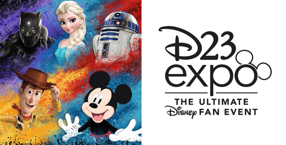 D23 2019 finally announced by Disney.