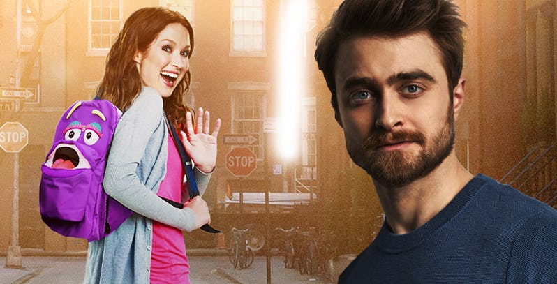 Unbreakable Kimmy Schmidt Interactive Special Casts Harry Potter charm' Daniel Radcliffe'