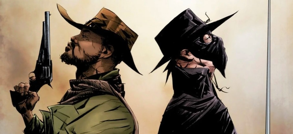 'Django/Zorro' Movie Coming From Quentin Tarantino and Jerrod Carmichael