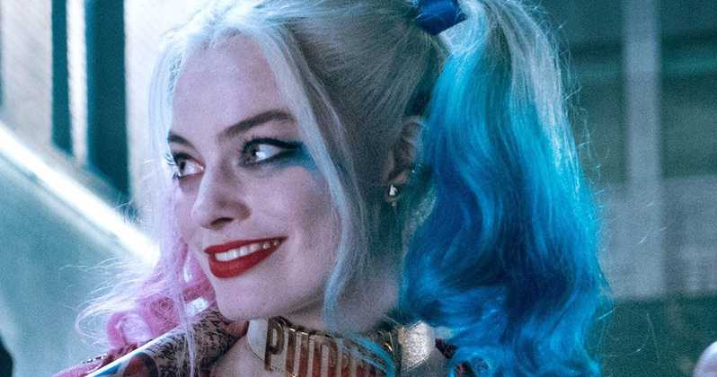 Harley Quinn's New Look Has been Leaked from Birds of Prey