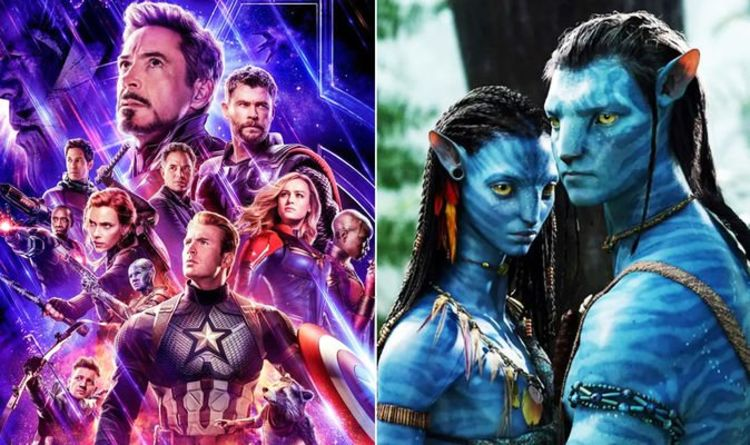 How the Avengers: Endgame re-release differs from the re-release of Avatar?
