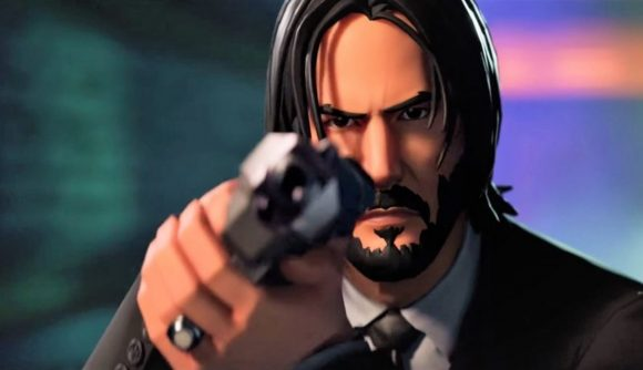 "Keanu Reeves Gets Called ""Fortnite Guy"" Now By Younger Fans"