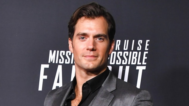 Man Of Steel Star Henry Cavill To Play Sherlock Holmes